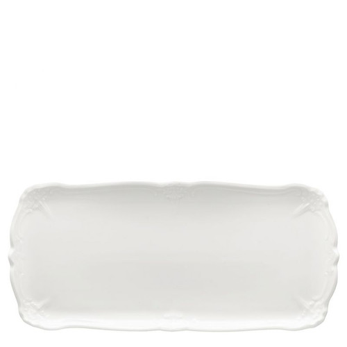 Rosenthal Baronesse White Sandwich Tray 13 inch