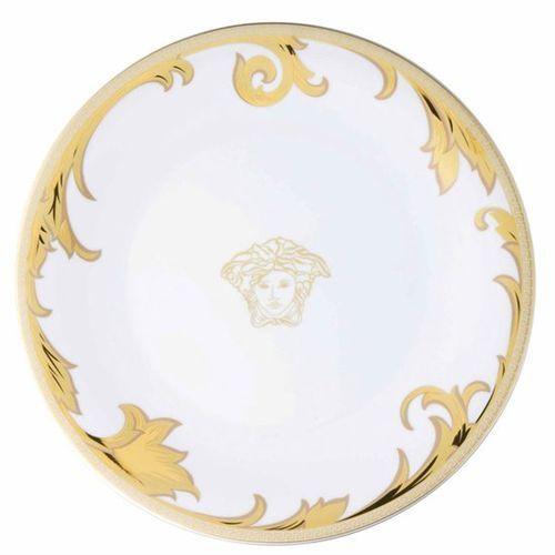 Versace Arabesque Gold Service Plate 13 inch