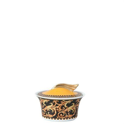 Versace Barocco Sugar Bowl Covered 7 ounce
