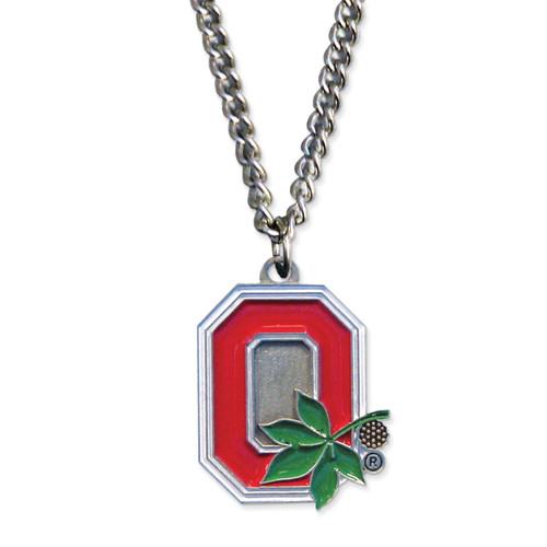 Collegiate Ohio State 20 inch Chain Necklace GC4111