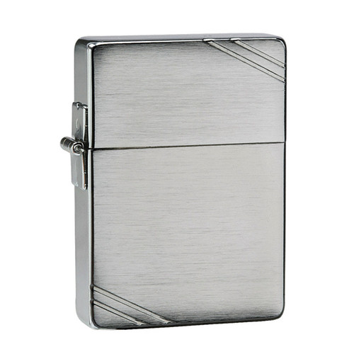 Zippo 1935 Replica Brushed Chrome Lighter GM3160