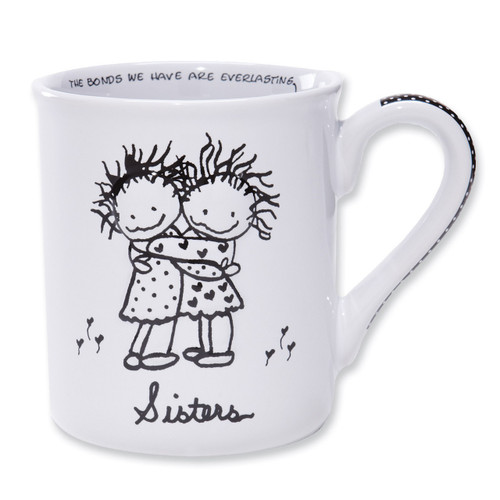 Children Of The Light Sisters Hug Mug GM4311