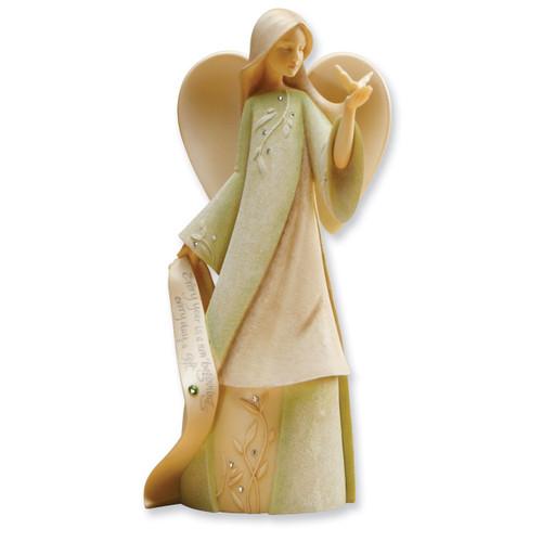 Foundations August Angel Figurine GM4333