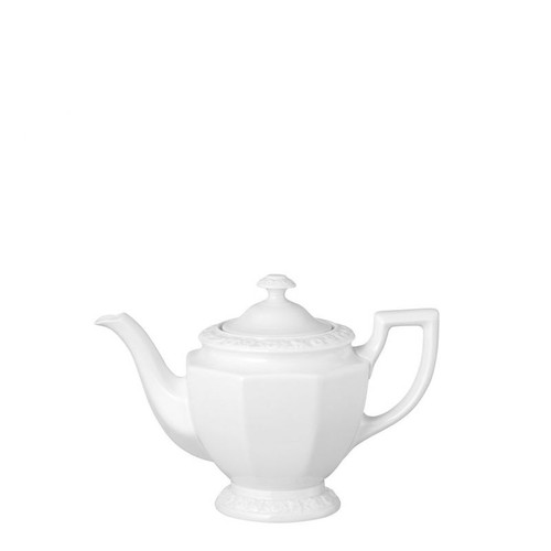 Rosenthal Maria White Tea Pot 31 ounce