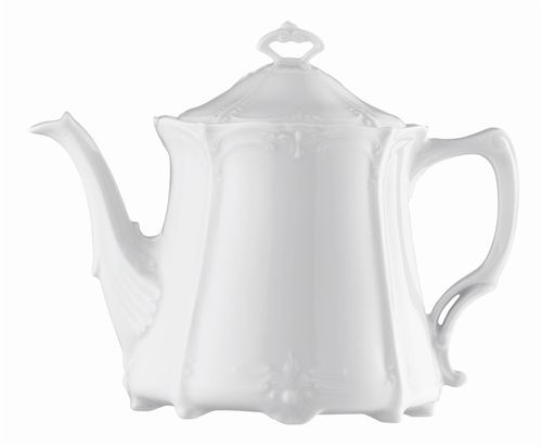 Rosenthal Baronesse White Tea Pot 43 ounce