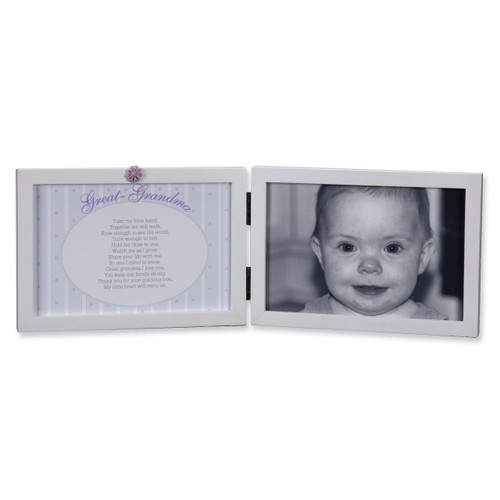 My Great Grandma Sentiment 6 x 4 Inch Picture Frame GM6017