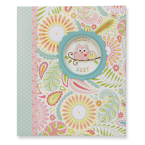 Happi Baby Girl Memory Book GM7471