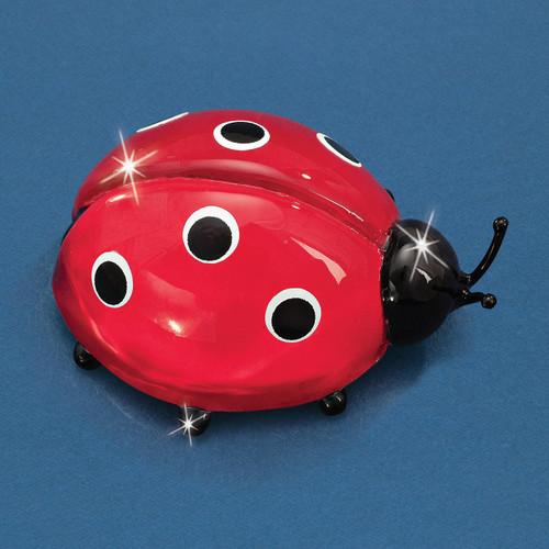 Red Ladybug Figurine GM9433