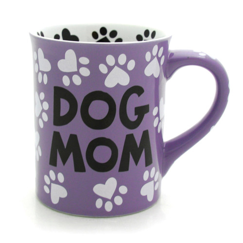 Our Name is Mud Dog Mom Mug GM9533