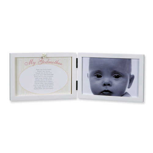 My Godmother 4 x 6 Inch Picture Frame GP6097