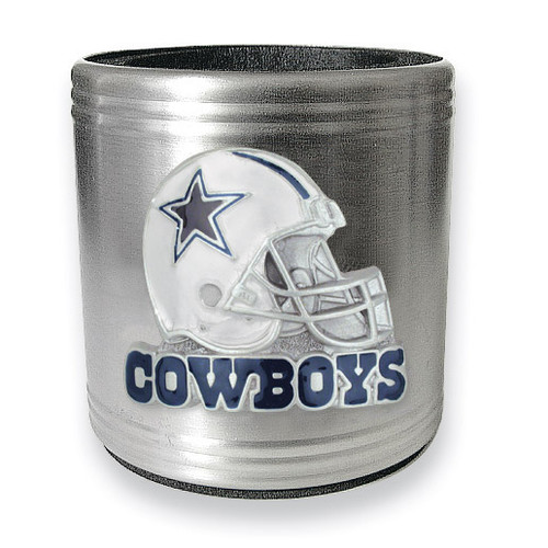 Dallas Cowboys Insulated Stainless Steel Holder GC172