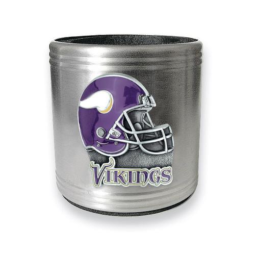 Minnesota Vikings Insulated Stainless Steel Holder GC181