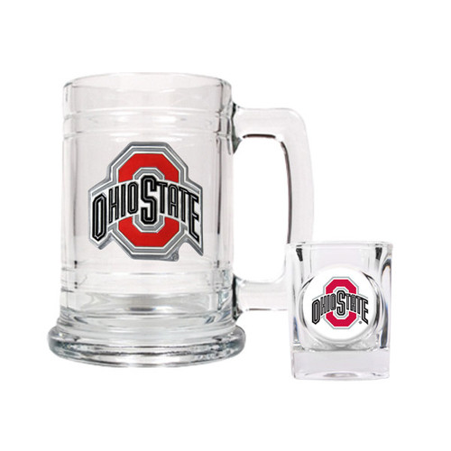 Ohio State Shot Glass and Mug Set GC1967