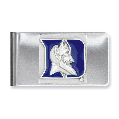 Collegiate Duke Money Clip GC2805