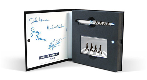 ACME Abbey Road Pen & Card Case Set By The Beatles