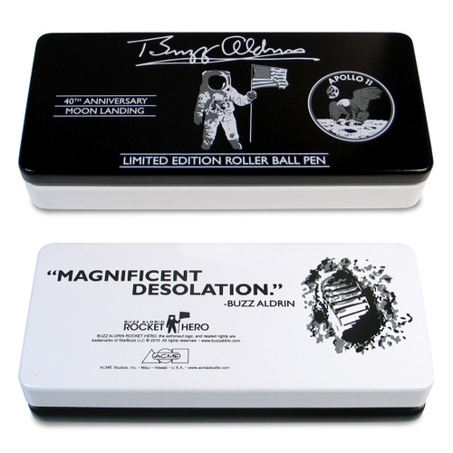 ACME Rocket Hero Limited Edition Roller Ball By Buzz Aldrin