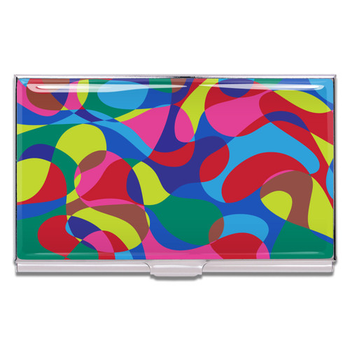 ACME Blobnik Business Card Case By Karim Rashid