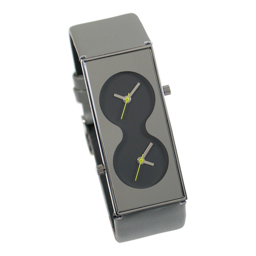 ACME Bi Mirror Wrist Watch By Karim Rashid