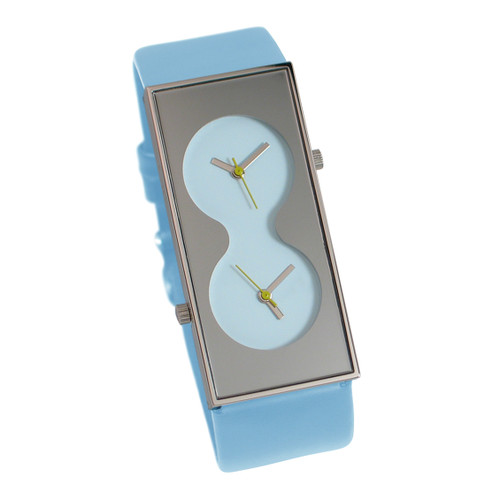 ACME Bi Blue Wrist Watch By Karim Rashid