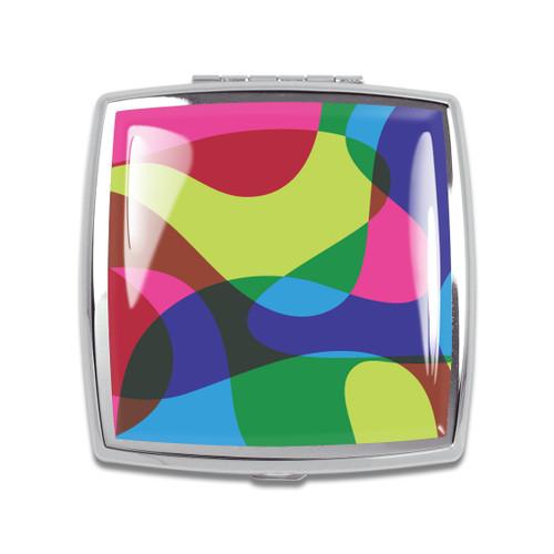 ACME Blobnik Compact Mirror By Karim Rashid