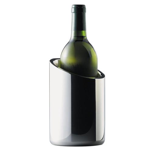 Nambe Tilt Wine Chiller by Nambe