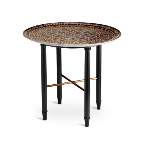 L'Objet Fortuny Coffee Table Ashanti Grey
