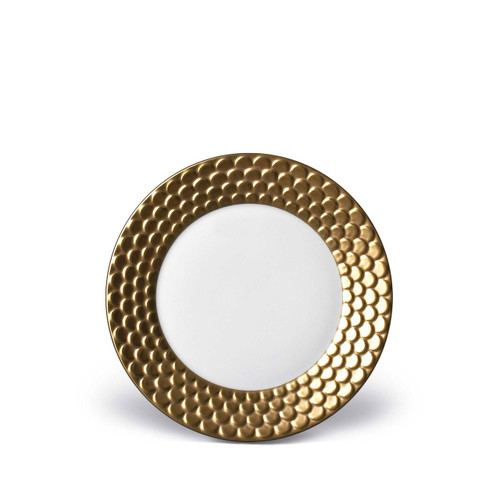 L'Objet Aegean Bread and Butter Plate Gold