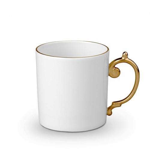 L'Objet Aegean Mug Gold
