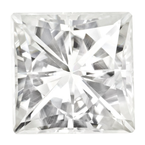 9 mm Square Brilliant Moissanite Stone Forever Brilliant MT-0900-SQB-FB