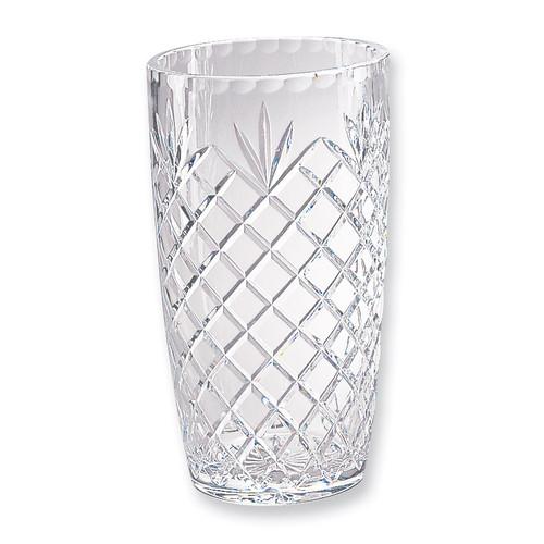 10 Inch Engravable Vase Crystal GP1304