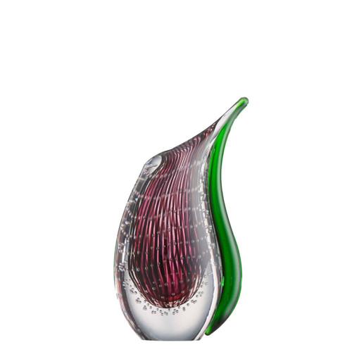 Rosenthal Dewdrop Green Lilac Vase 9 1/2 inch