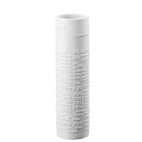 Rosenthal Love Love Vase 11 1/2 inch