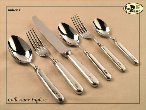 ValPeltro Inglese Table Fork Pewter