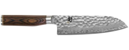 Shun Premier Santoku Knife 7 Inch