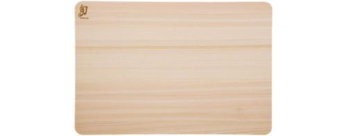 Shun Hinoki Cutting Board Large