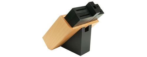 Shun Beech Modular Knives Block 6-Slot