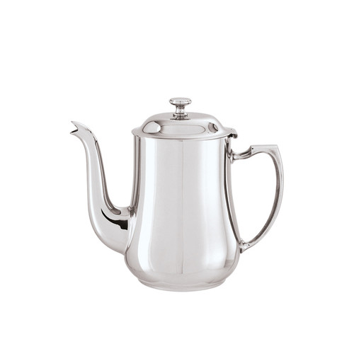 Sambonet elite coffee pot with goose neck - 18/10 stainless steel 56003-16