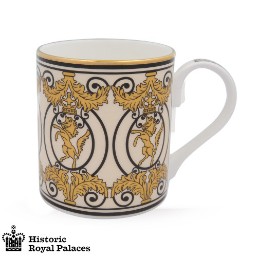 Halcyon Days Historic Royal Palaces Kensington Palace Gates Mug