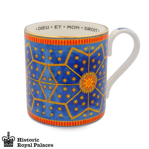 Halcyon Days Historic Royal Palaces The Chapel Royal Mug BCHCR10MGG