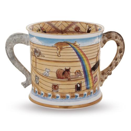 Halcyon Days Noah's Ark Mug
