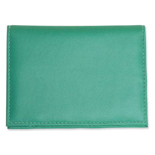 Green PU Passport Cover GP9457