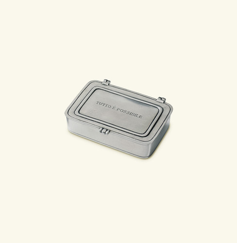 Match Pewter Tutto E Possibile Box Small 945.3