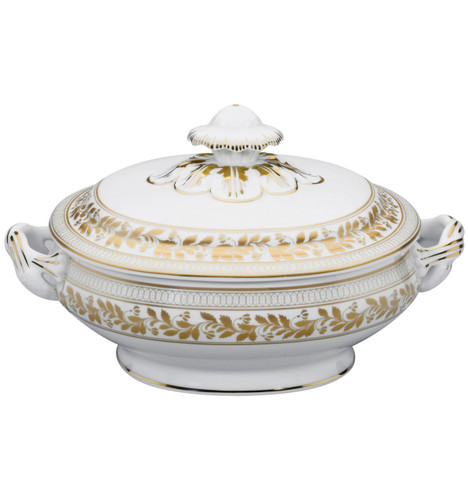 Vista Alegre Anna Covered Dish