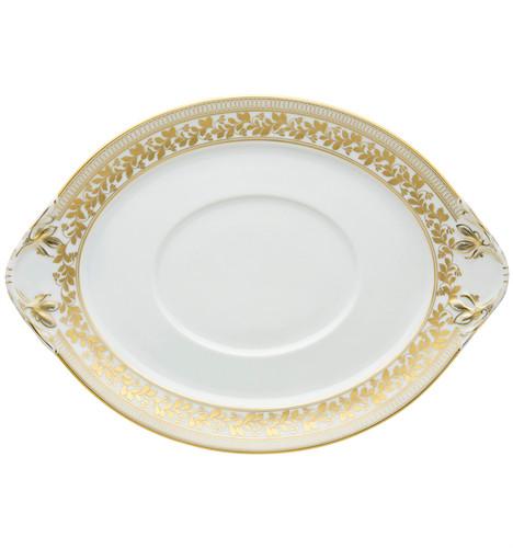 Vista Alegre Anna Tureen Plate
