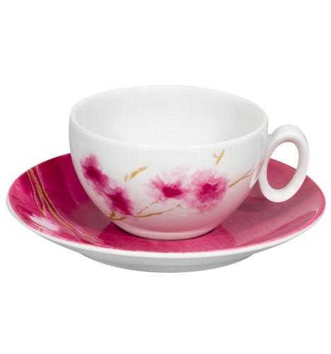 Vista Alegre Arigato Breakfast Cup & Saucer