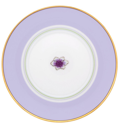 Vista Alegre Avalon Bread & Butter Plate Lilas