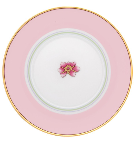 Vista Alegre Avalon Bread & Butter Plate Rose