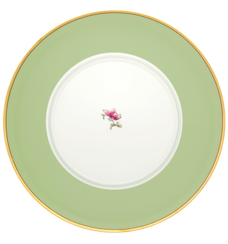 Vista Alegre Avalon Charger Plate Green