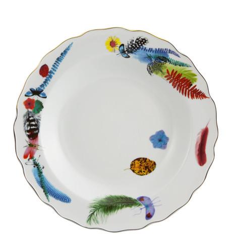 Vista Alegre Christian Lacroix Caribe Soup Plate