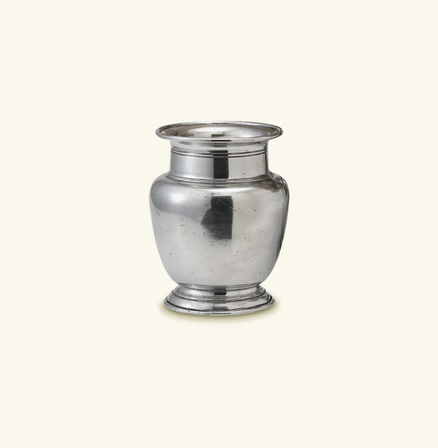 Match Pewter Rimmed Vase Small 1073.1